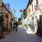 Старые улочки Кипра