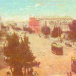 Старый город Улица Горького