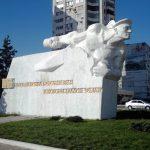 Памятник «Матрос с гранатой»