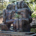 Скульптура «Золотое руно»
