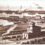 Старый порт города